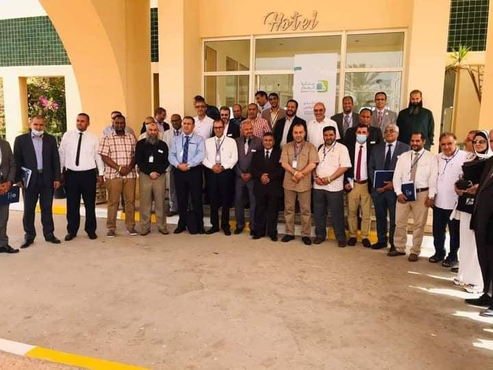 توقيع اتفاقية بين جامعة صبراته والجامعة الأسمرية الإسلامية